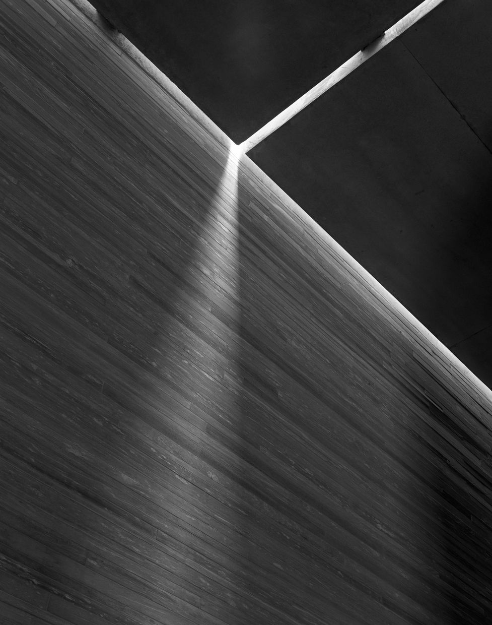 Beautiful play of light and darkness, Therme Vals, Peter Zumthor