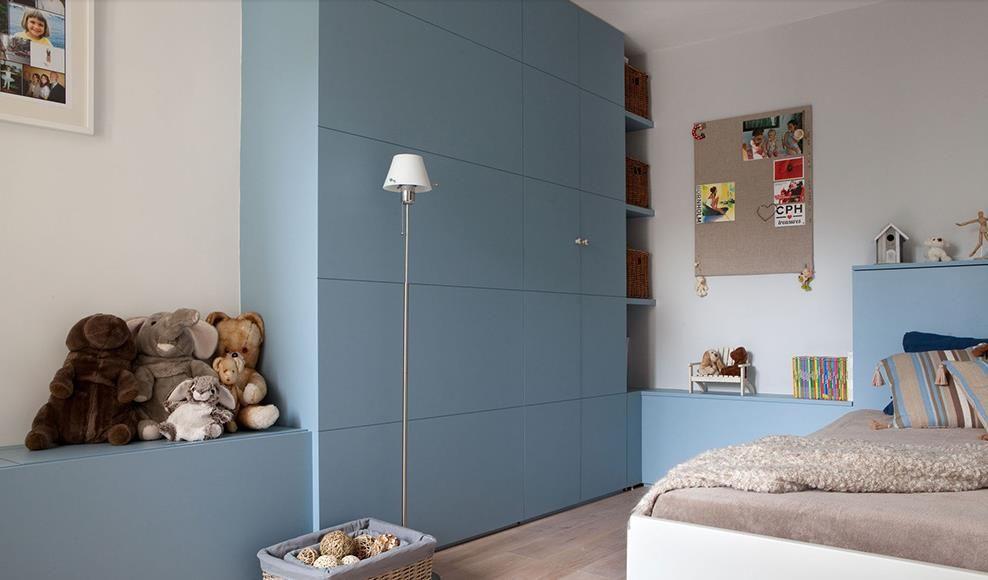 1000 images about chambre enfant on pinterest - Chambre Garcon Bleue