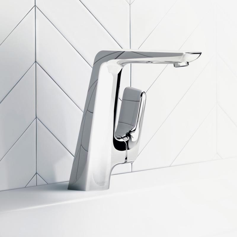 Kludi Ameo Single Lever Basin Mixer Without Pop Up Waste Set