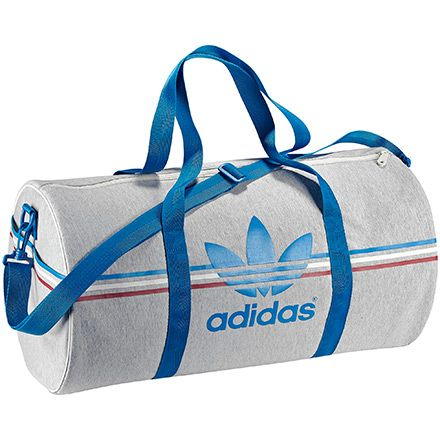 a8ffcc6a1b Matching to the Premium Basic V-neck earlier an adidas originals duffel bag
