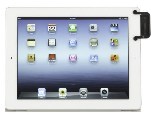 SoundBender 2 0 Easy-Fit Magnetic Sound Enhancer for iPad 2