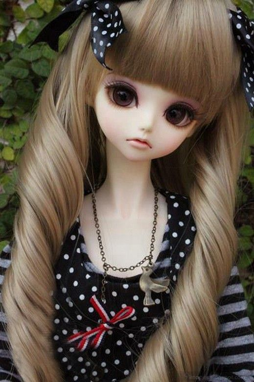 Emo doll New barbie dolls, Cute dolls, Gothic dolls