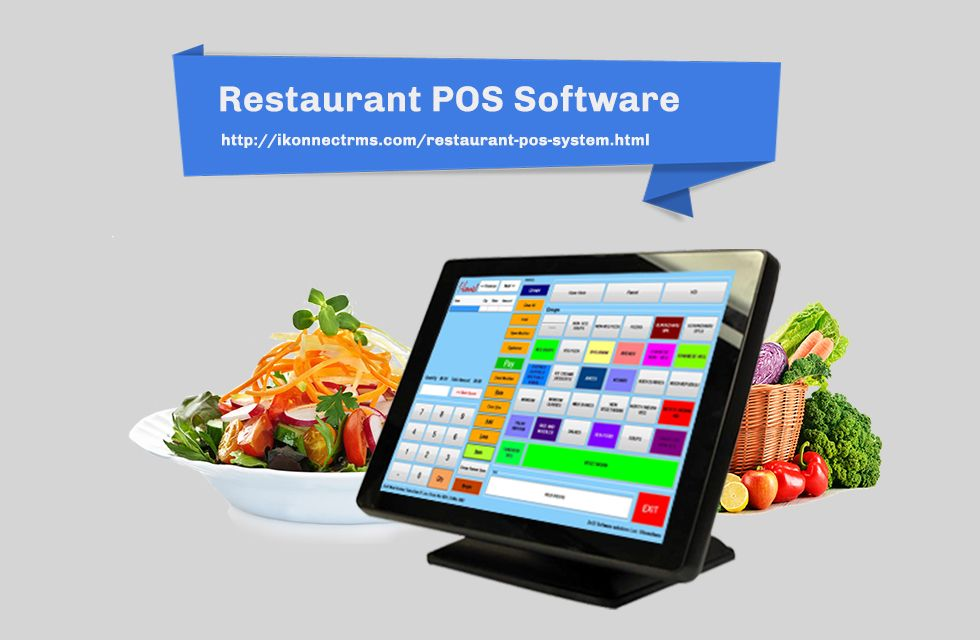 Ikonnect POS Software Is A Cloud Based Point Of Sale Restaurant