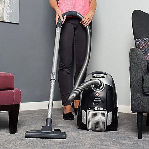 Buy Hoover Enigma Bagged Pets Cylinder Vacuum Cleaner Online at johnlewis.com