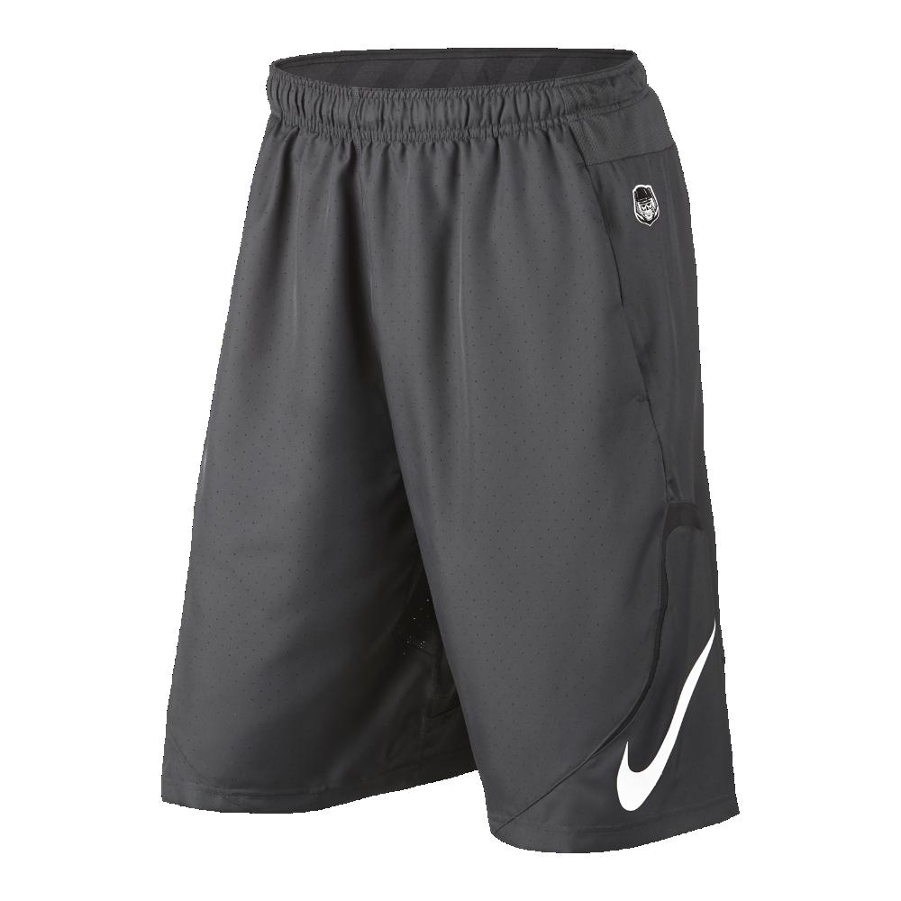 907cf8cecbf7 Nike Untouchable Woven Men s Football Shorts Size Medium (Grey) - Clearance  Sale