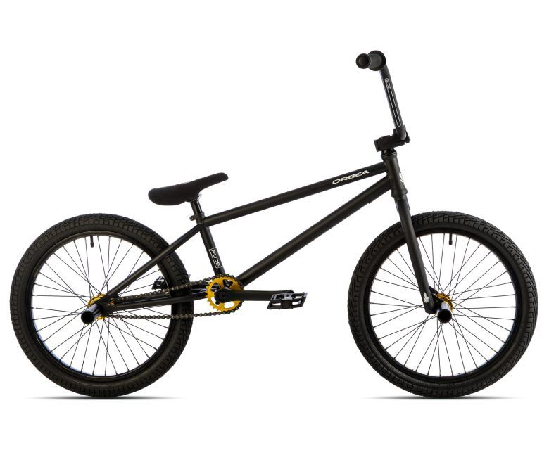 Rude, la nueva bici de Orbea para freestyle