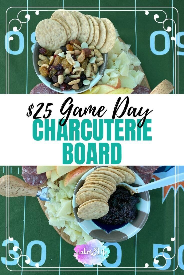 Photo of How to Make a Cheap Game Day Charcuterie Board