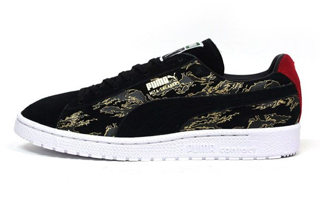 cheaper 1e3dc 128d5 SBTG x mita sneakers x Puma Clyde Contact