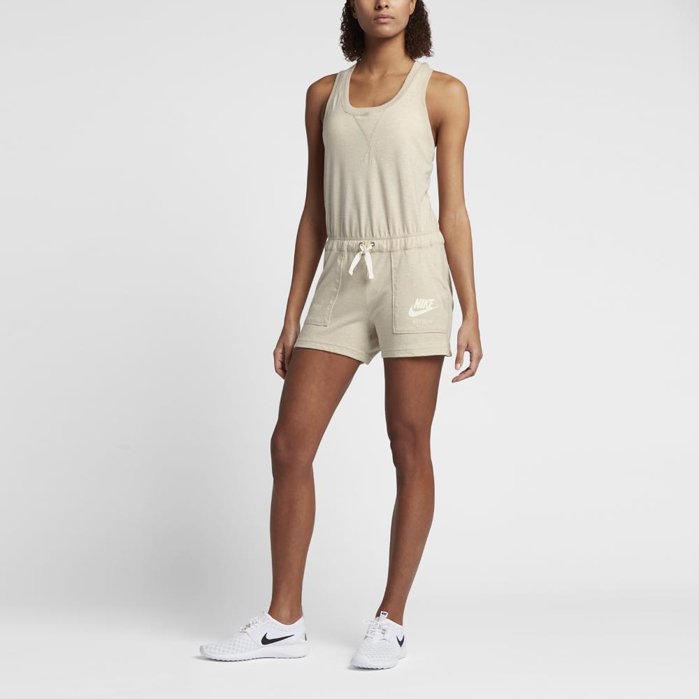 Medium Size Gym Women's Romper Sportswear Vintage Nike LqGSUVpzM