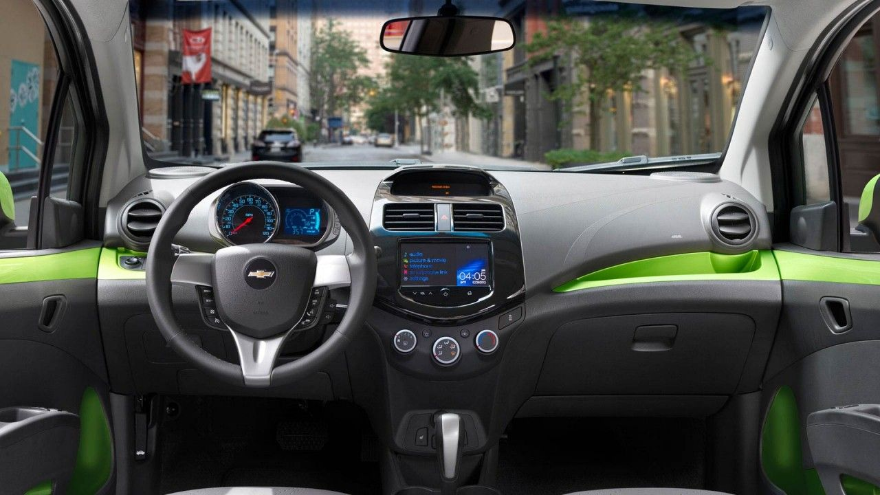 With Available Chevrolet Mylink Technology Spark Is Your Very Own