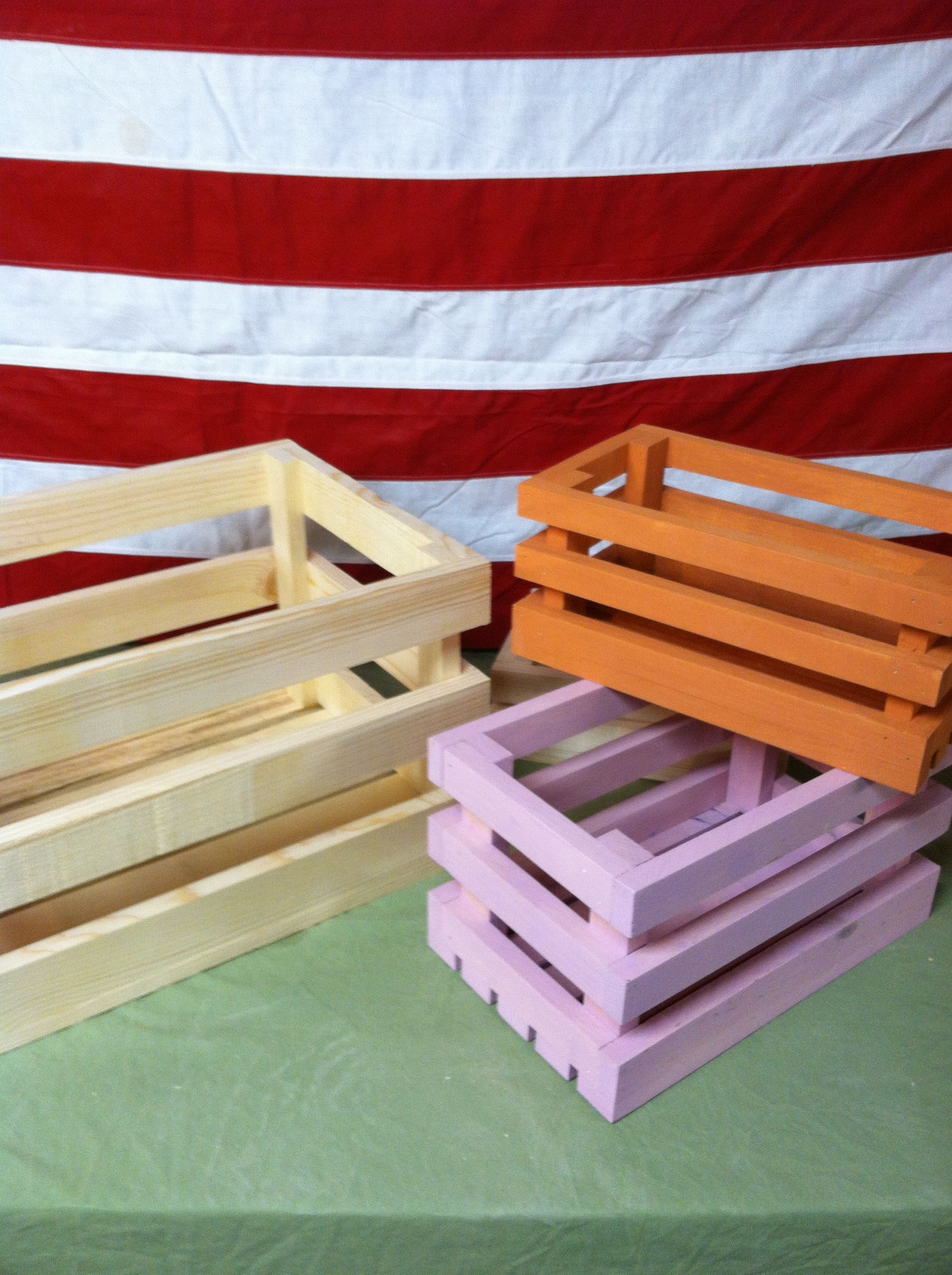 small wood crates for sale free shipping 14 colors - Small Wooden Crates