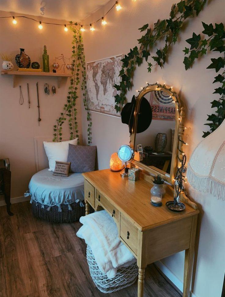 Home Styles Bermuda Vanity und Bench, Weiß #collegedormroomideas