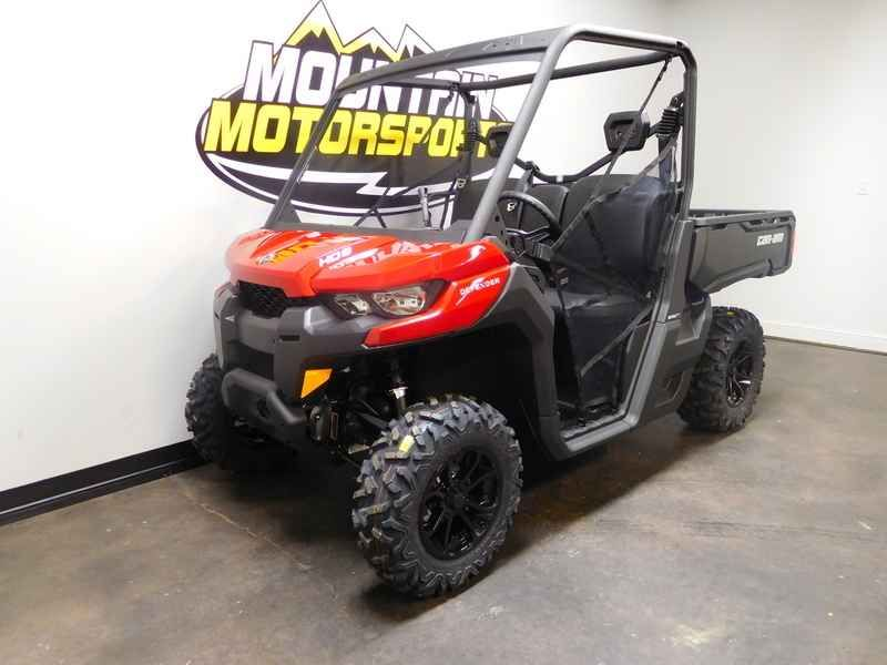 New 2017 Can-Am Defender DPS HD8 Intense Red ATVs For Sale in Tennessee. 2017 Can-Am Defender DPS HD8 Intense Red, For special internet pricing, contact Hayden at 423.839.3370 or 2017 Can-Am® Defender DPS HD8 Intense Red COMFORT AND CONTROL Take control with the Defender DPS that features comfortable Dynamic Power Steering (DPS), lightweight wheels and tires, adaptable storage, Visco Lok and more to make your job easier. Features may include: HEAVY-DUTY ROTAX ENGINES The Defender offers…