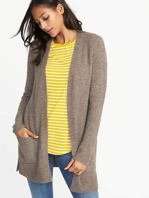 490752ed95fe Old Navy Open-Front Long-Line Sweater for Women