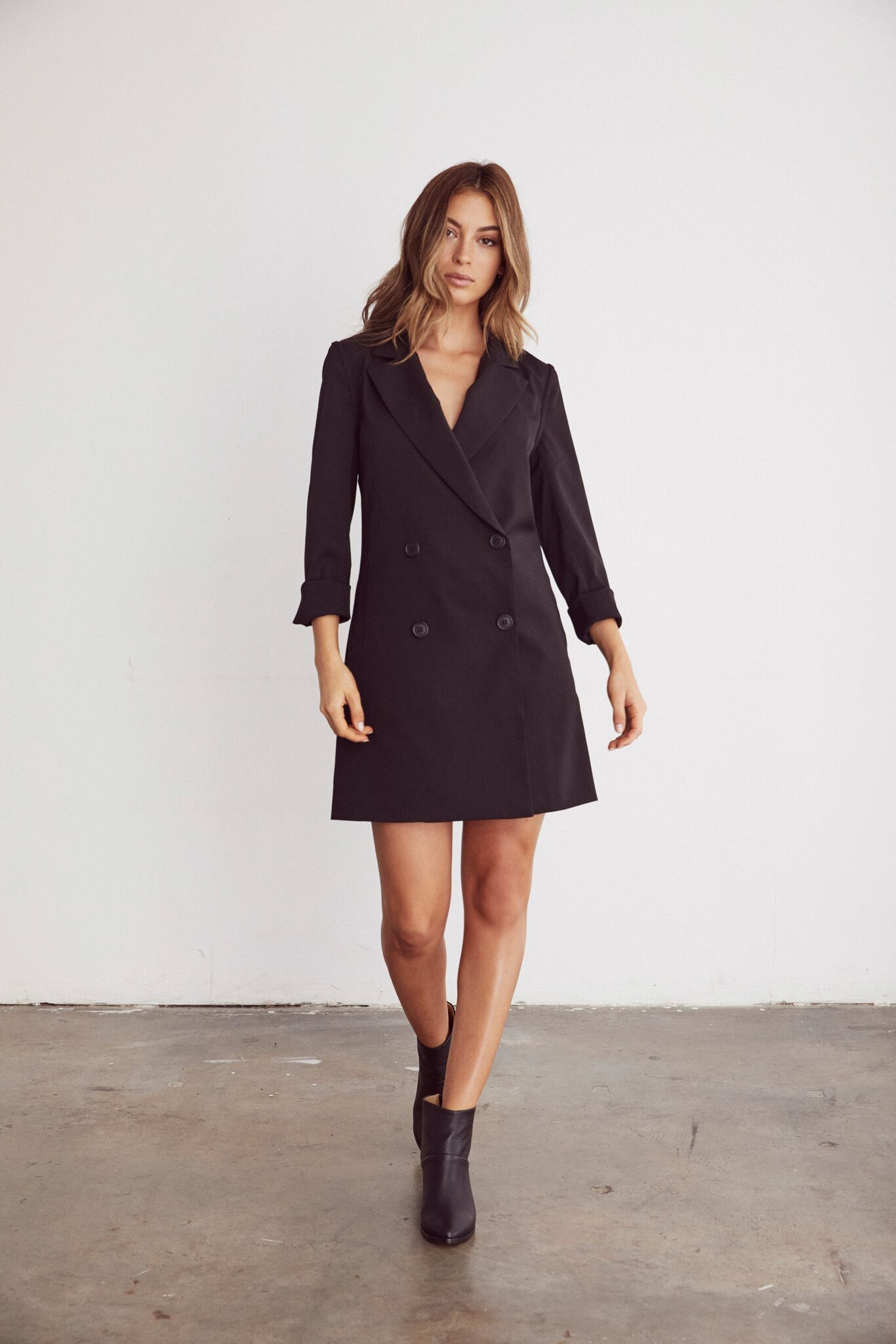 40dd097687 The Blazer Dress (Convertible)