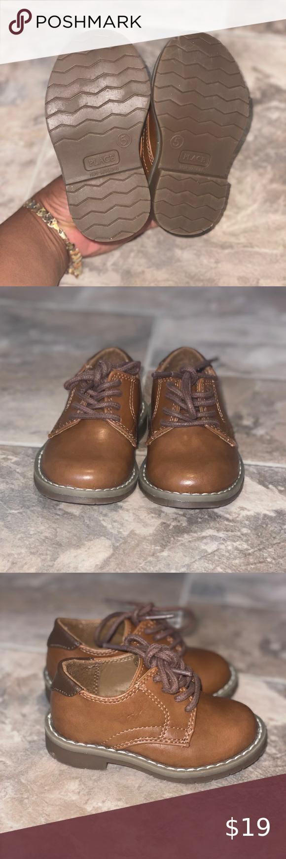 Little boy dress shoes Baby boy size 5