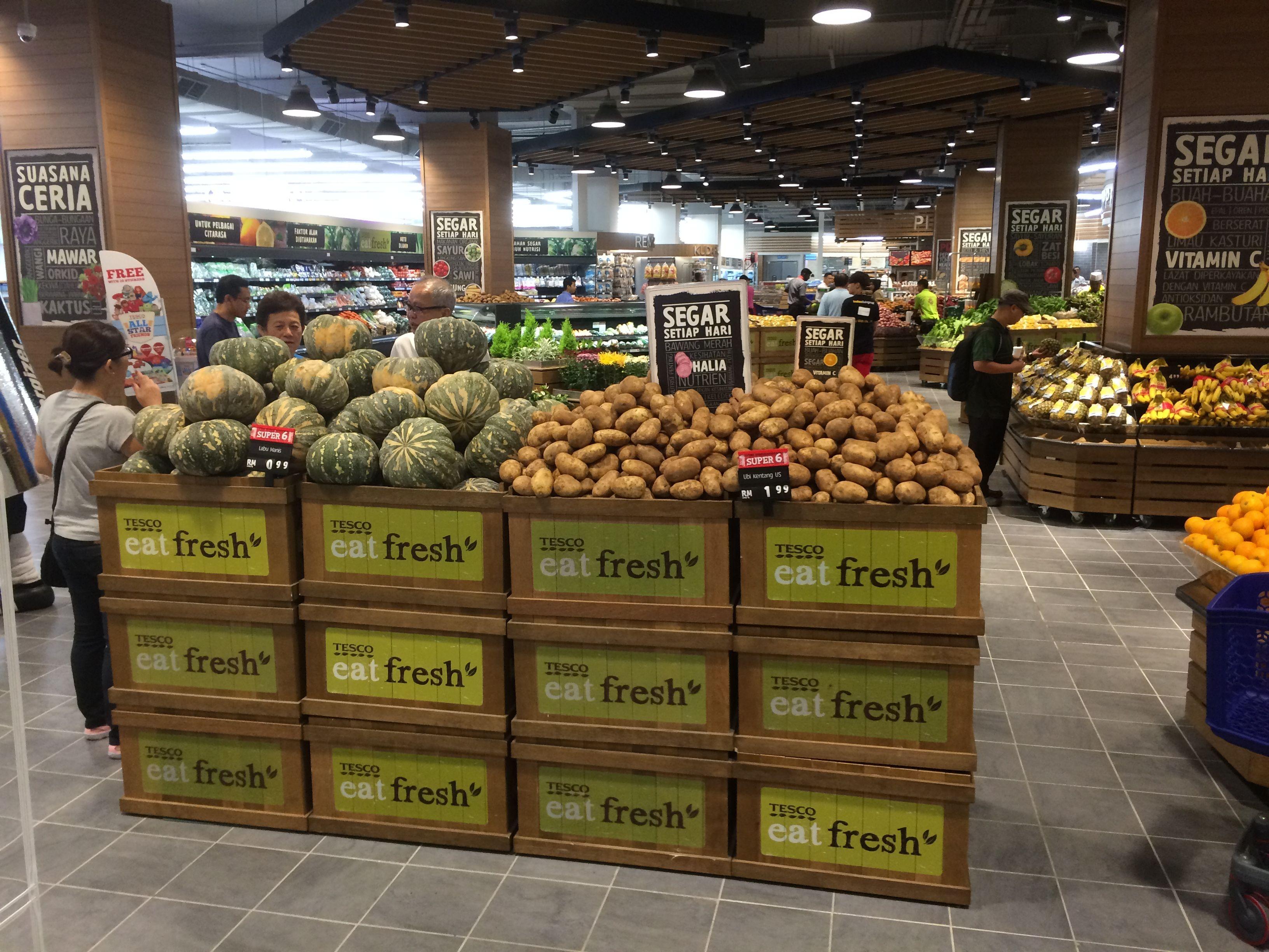 Fresh Eats Market >> Pin By Eric Smith On Produce Displays Fresh Eats Fresh