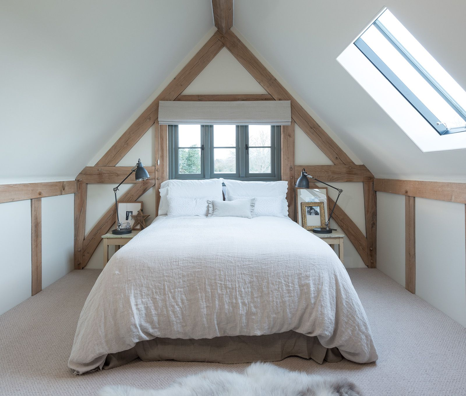 Show House Bedroom Ideas: Border Oak Show House Master Bedroom