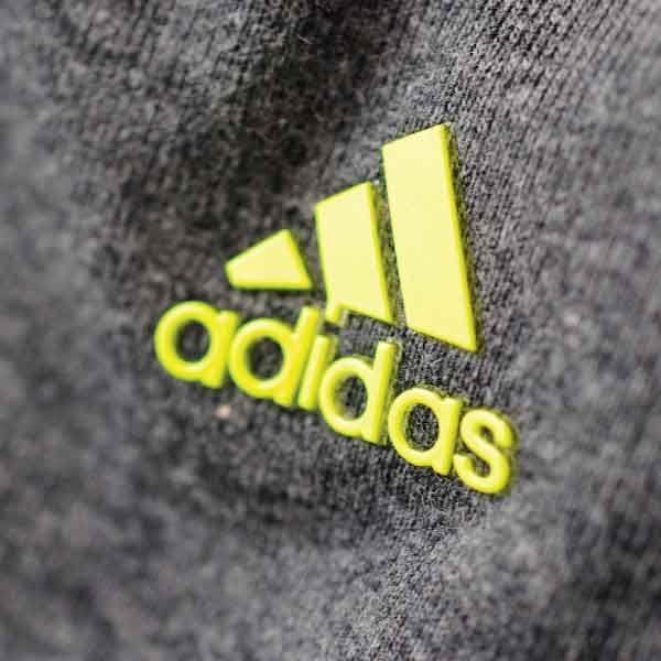 Manual Nido Rico  Adidas Raised Heat Transfer   Sports uniform design, Sportswear details,  Denim accessories