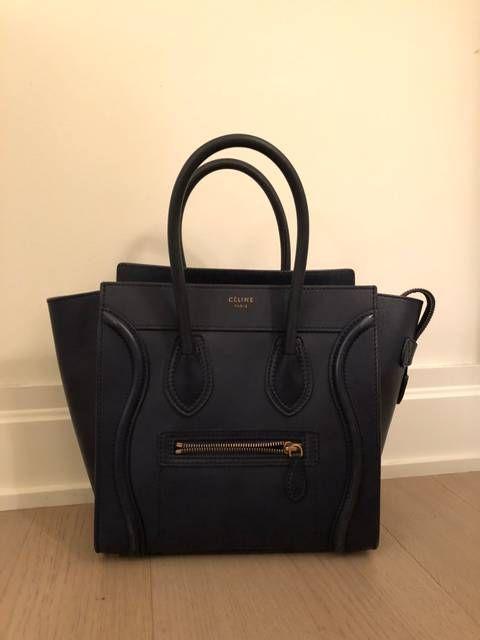 e698d0bd2ee7 Celine Celine Mini Shoulder Bag