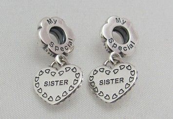 7d5c7622f Pandora My Special Sister Charm. Get the lowest price on Pandora My Special  Sister Charm and other fabulous designer clothing and accessories! Shop  Tradesy ...