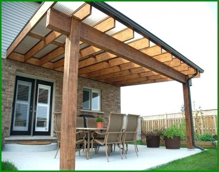 Deck Patio Cover Designs 2020