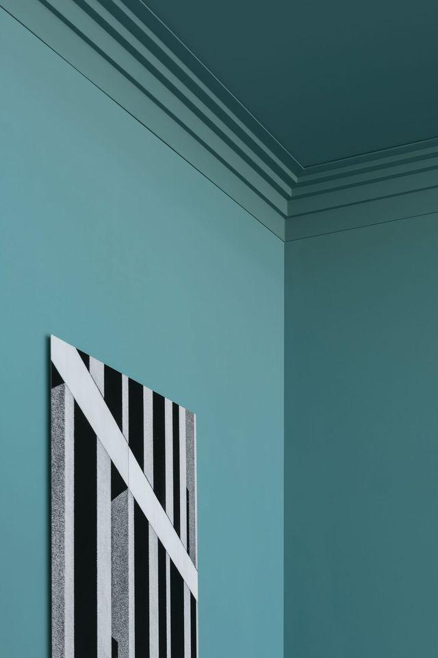 Plinthes décoratives auto-adhésives  3 marques très déco Adhesive - Plinthe Salle De Bain