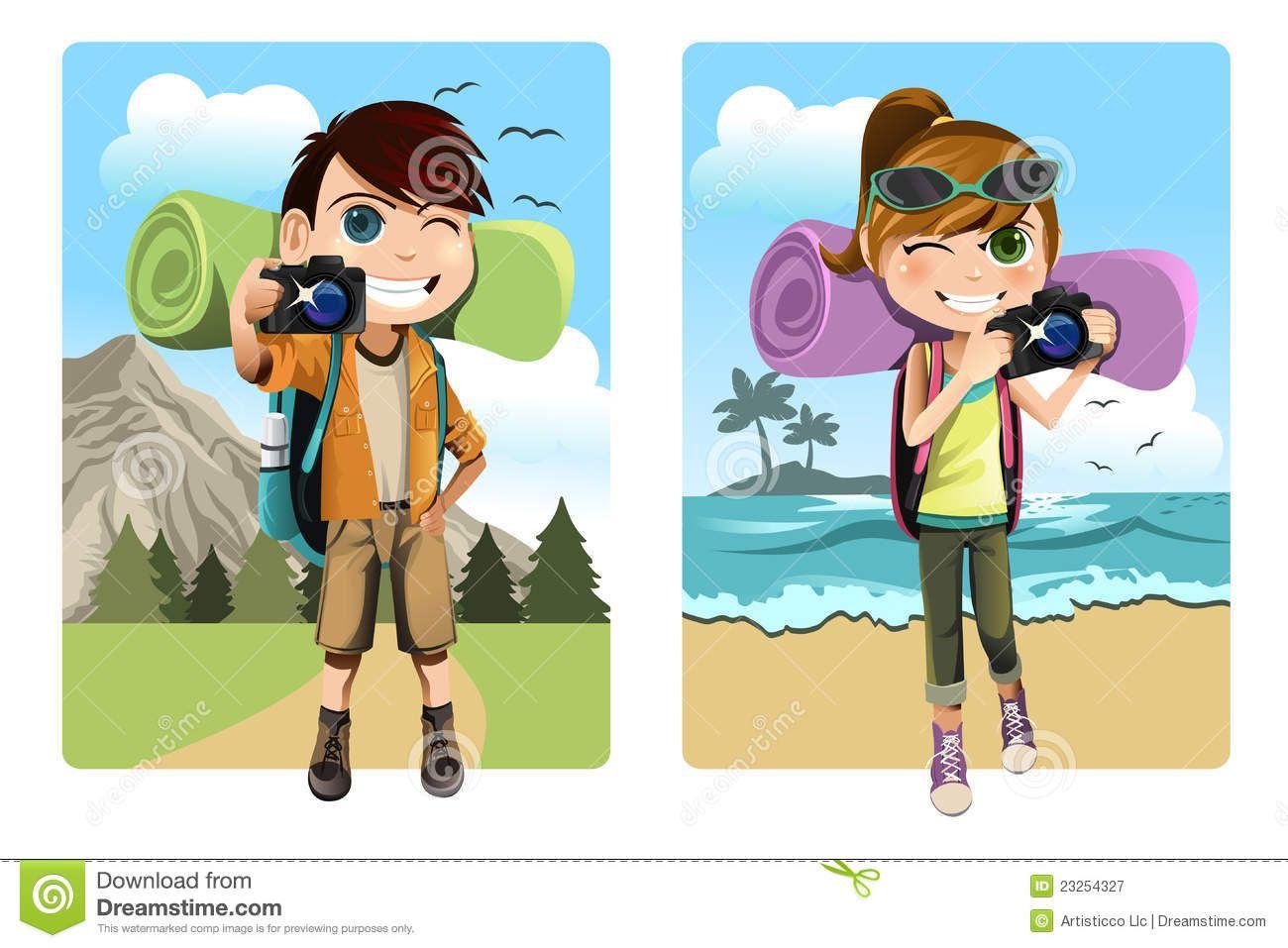 Traveling Kids 957