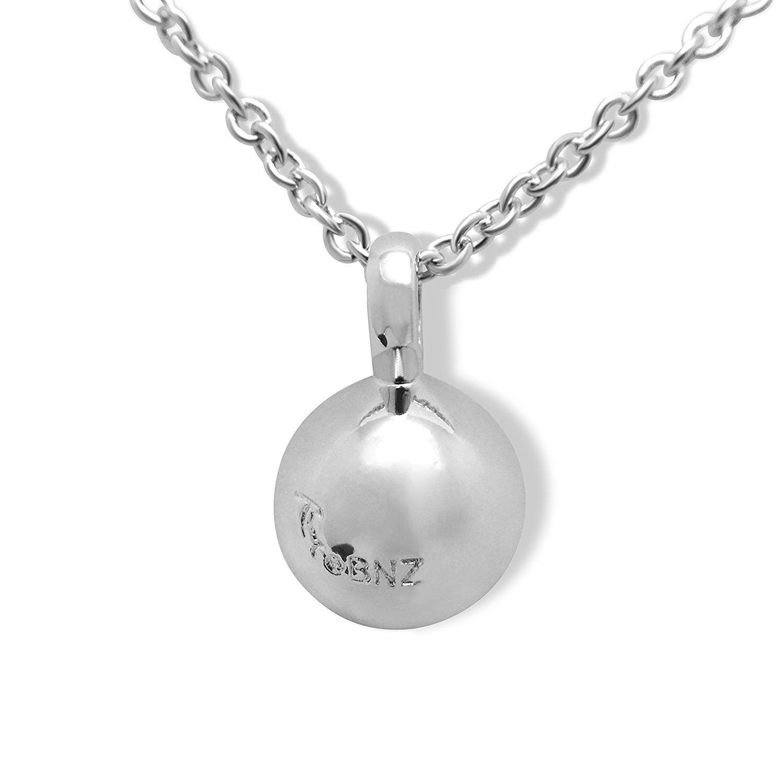 Swarovski crystal pendant necklace mm bezel set heavy x