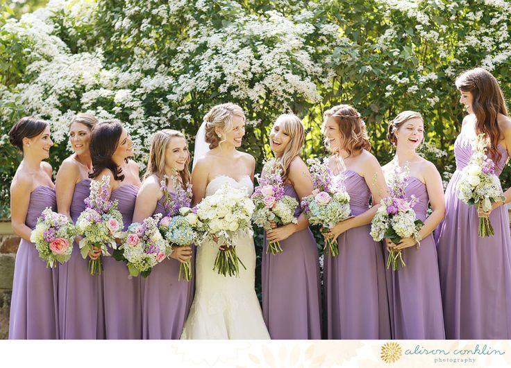 Home My Wedding Ideas Lavender Bridesmaid Dresses Lavender Bridesmaid Wedding