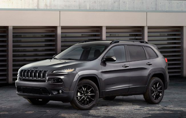 2014 Jeep Cherokee Grand Cherokee And Wrangler Get Altitude