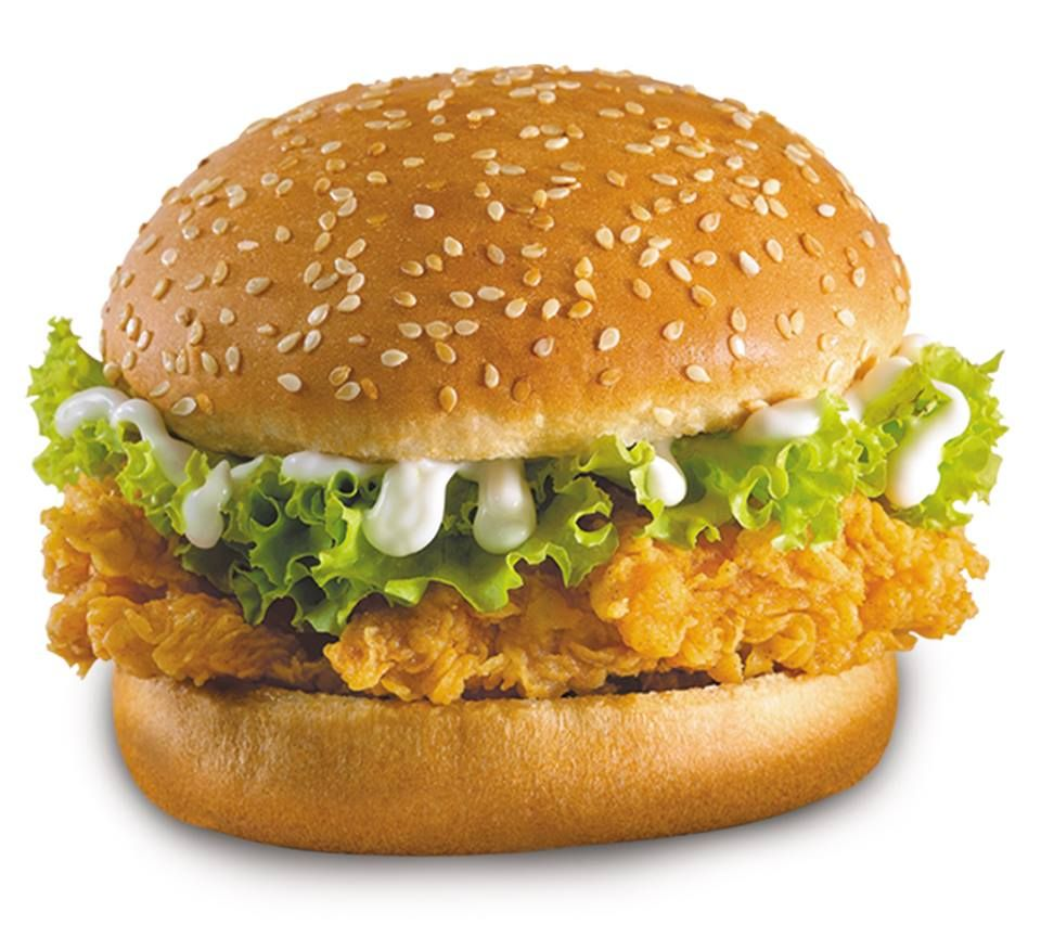 images of chicken burgers - photo #25