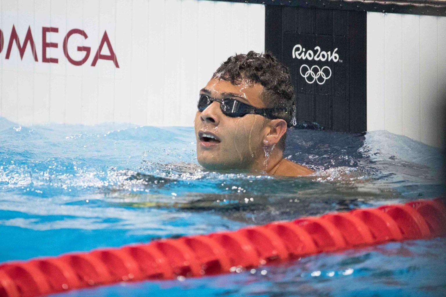 In building a young Saints men's swim team, Head Coach