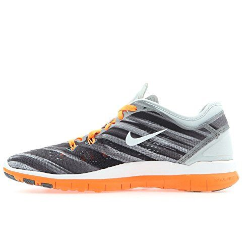31c78e7943ec1 ... best price nike free 50 tr 5 fit prt womens bright citruswhitepure  platinumcool grey training sneakers
