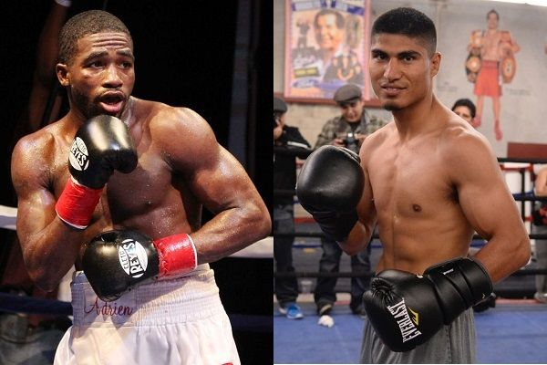 Check Out Potshot Boxing S Psb Latest Boxing Poll Regarding The Upcoming Adrien Broner Vs Mikey Garcia Junior Welterwe Adrien Broner Boxing Champions Garcia