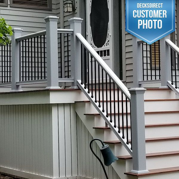 Check out the deck baluster photo gallery to find the ...