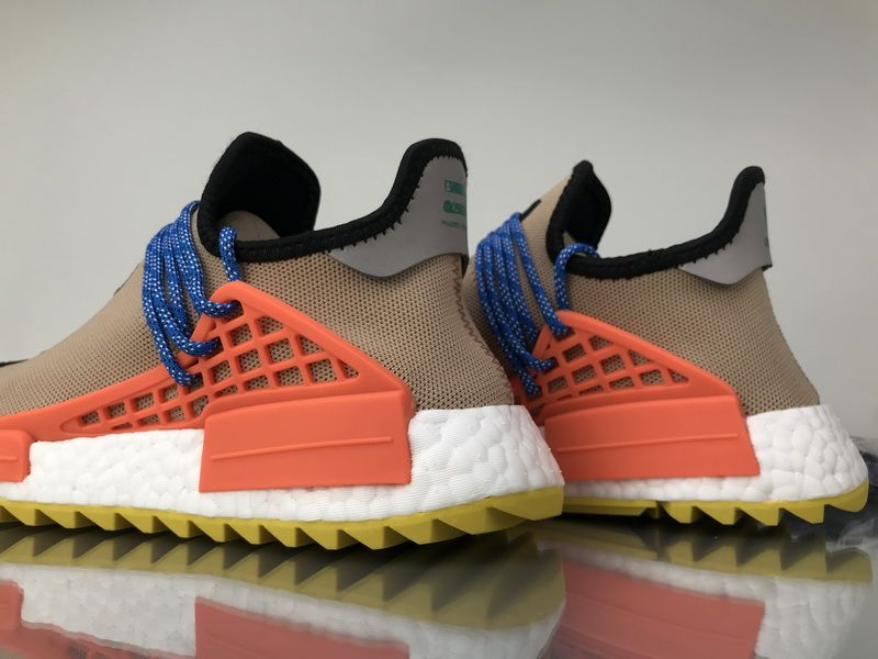"""d03450b1f Adidas NMD Human Race Pharrell Williams """"Naked"""" Real Boost AC7361 for  Sale 04"""