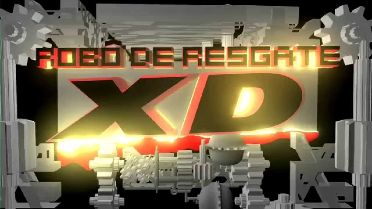 Tokusatsu-Nova abertura de Robô de resgate XD
