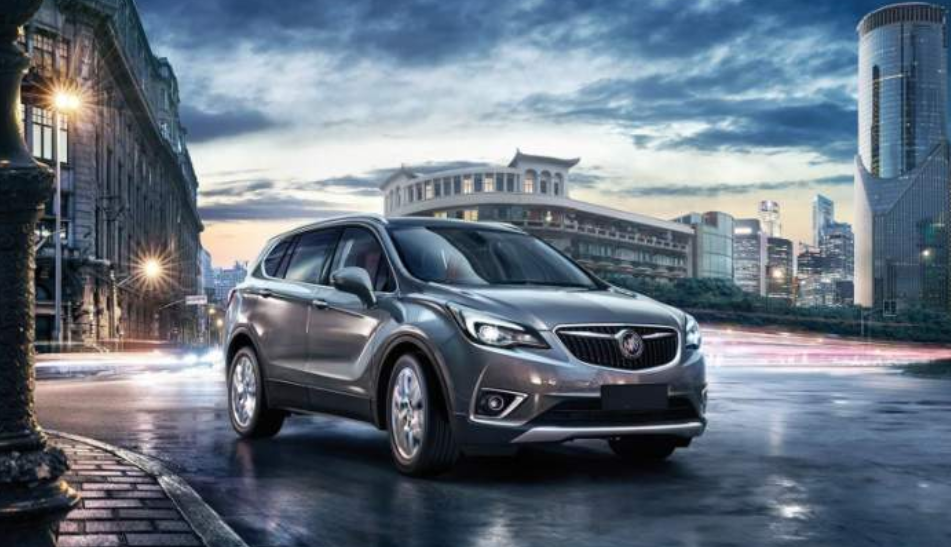 2020 Buick Envision Essence Rumor Price Release Date Buick Envision Launched The Facelifted Picture In China Last Buick Envision Best New Cars Car Salesman