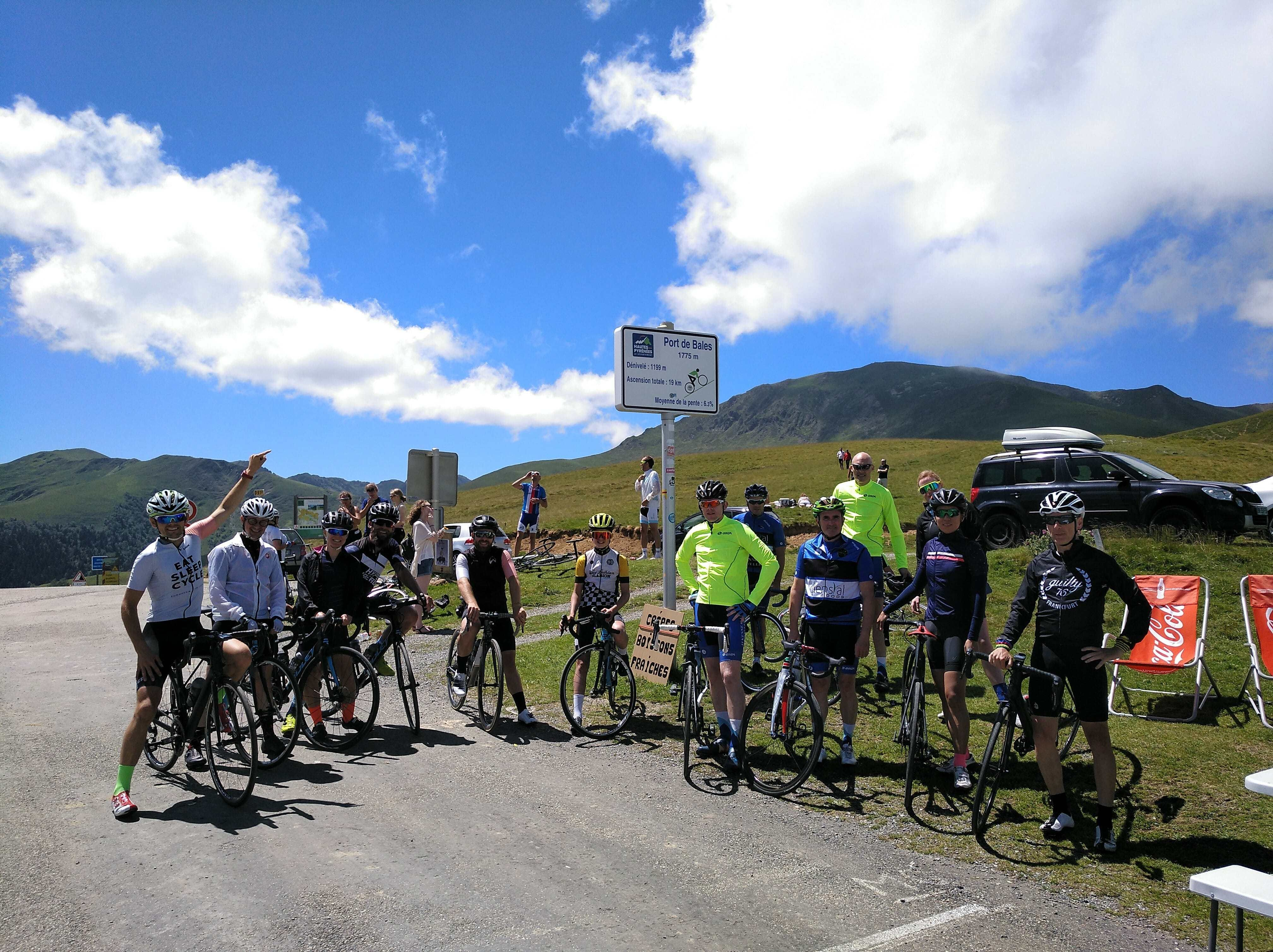 Eat sleep cycle european cycling tours and girona bike