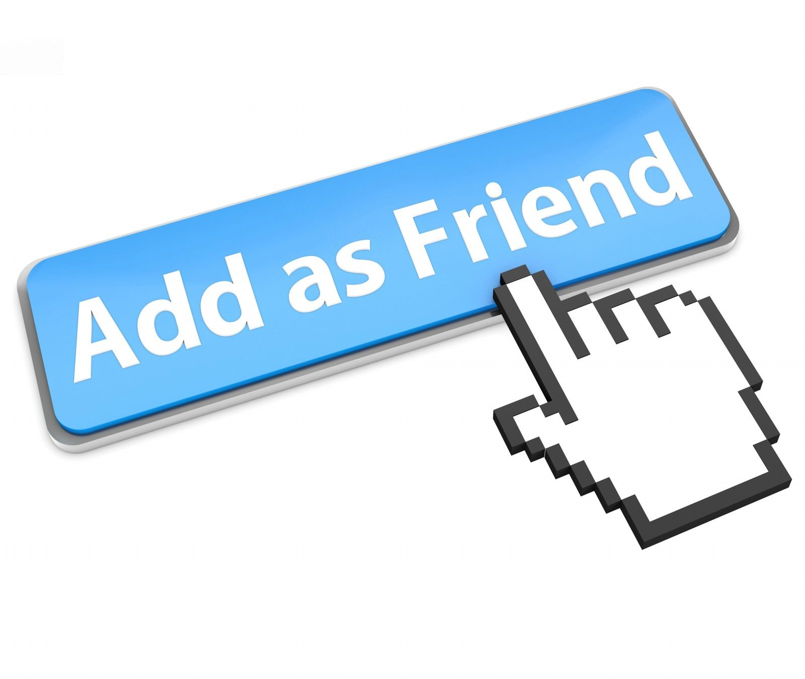 Facebook Friend Request Add Viewing Icon {Ions / Pop Art