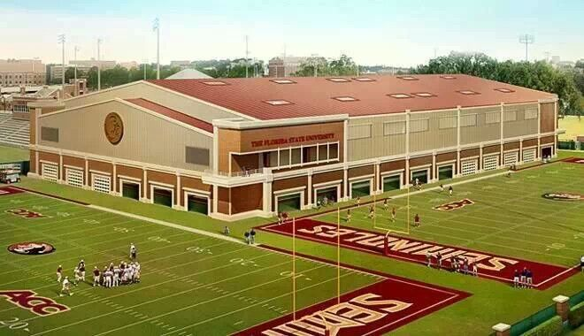 Indoor Practice Facility Florida State Football Florida State