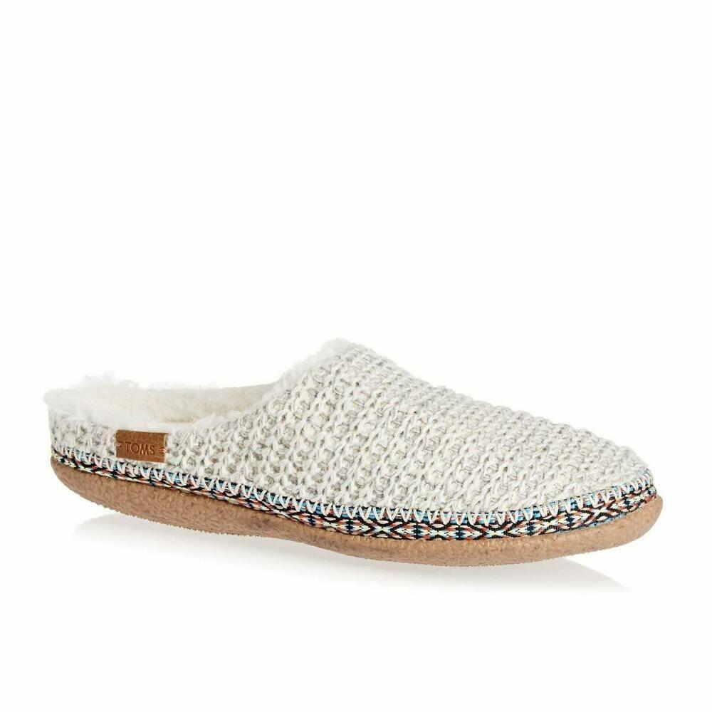 toms ivy wool mule slipper