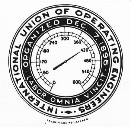 Union Of Operating Engineers Operating Engineers Union Logo Union