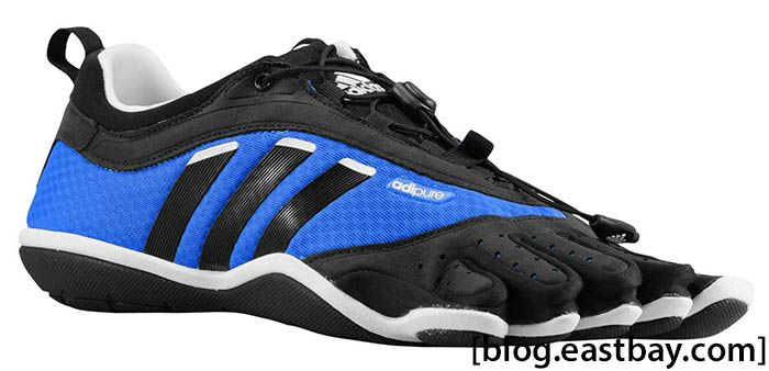adidas toe shoes