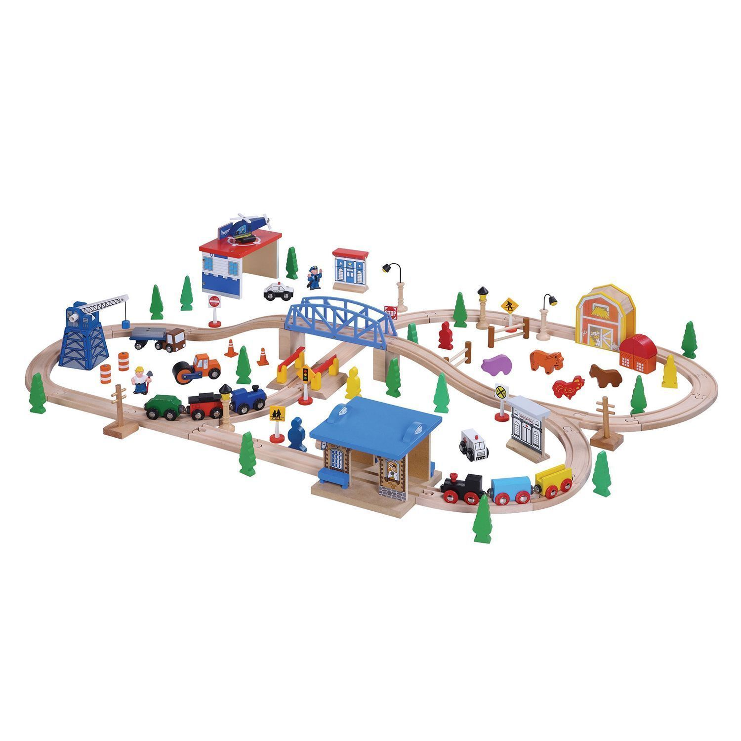 Brio patible Thomas And Friends Wooden Railway