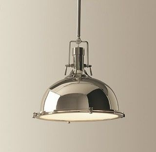 Harmon Pendant - Restoration Hardware - traditional - pendant lighting - Restoration Hardware (I want this for my kitchen)