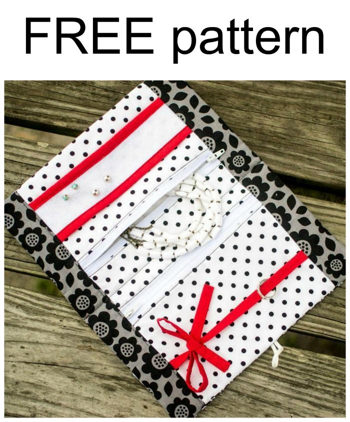 Download this FREE bag pattern and make this very handy travel ...