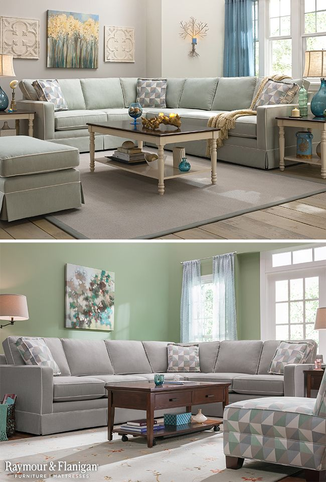 This new living room collection is extra durable, making it perfect