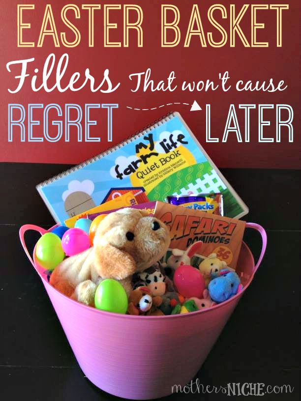 Easter basket fillers ideas for toys that actually last easter dont waste your money on cheap and seasonal easter basket fillers great easter negle Gallery